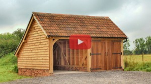 How to finish an oak garage
