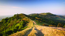 The Classic Barn Company have worked in the Malvern Hills.